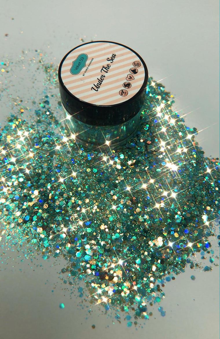 Glitter Beams - Under The Sea (Small)