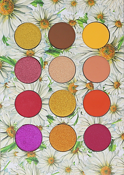 Bloom Baby Eyeshadow Palette