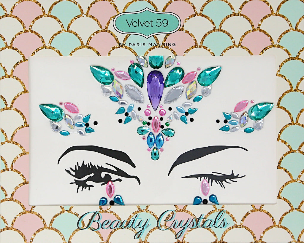 Beauty Crystals - Ocean Princess