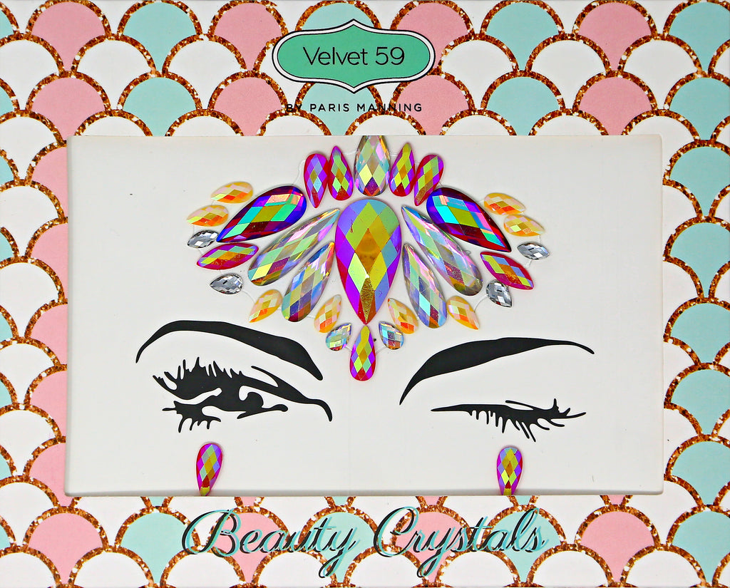 Beauty Crystals - Coachella Queen