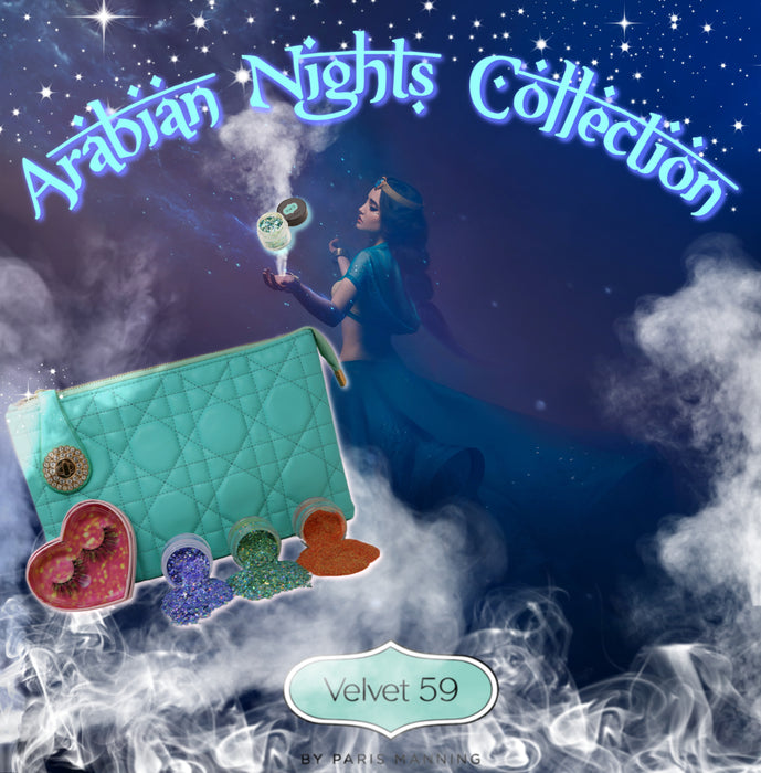 Arabian Nights Collection - Glitter Beams