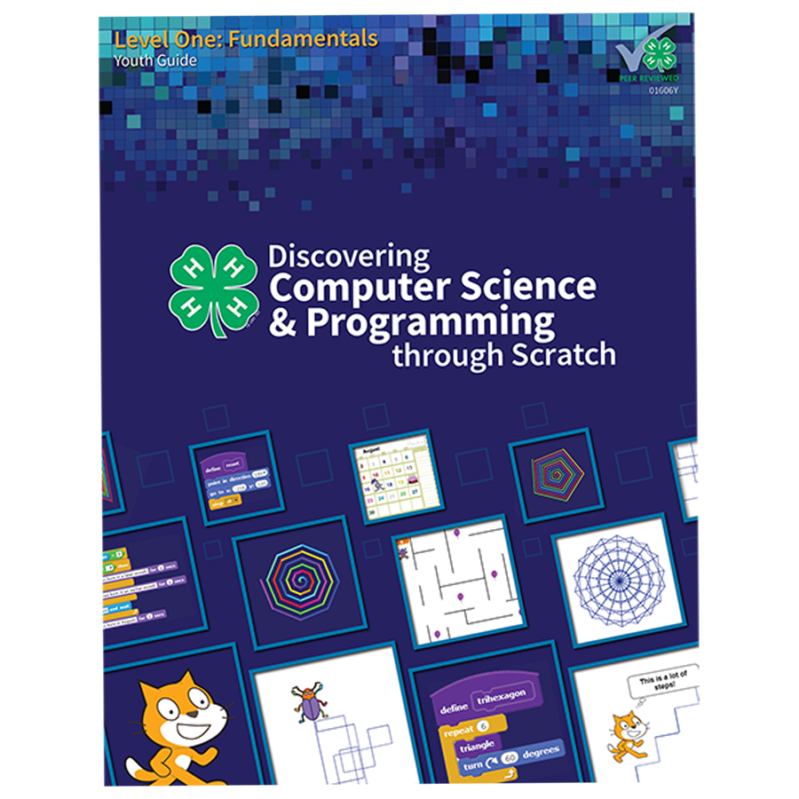 Discovering Computer Science & Programming Through Scratch: Level 1 Youth Guide