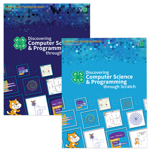 Discovering Computer Science & Programming Through Scratch: Set of 2