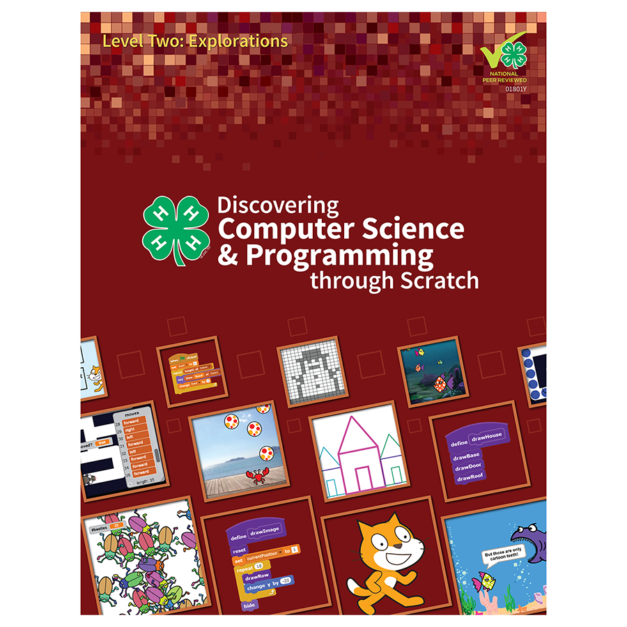 Discovering Computer Science & Programming Through Scratch: Level 2