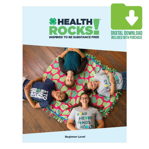 Health Rocks!: Beginner Level - 2019 Edition PLUS Digital Download