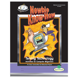 CPU Supplement: Newbie Know How - Teens Teaching Tech