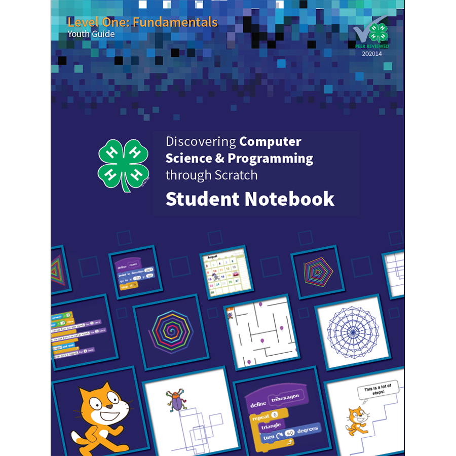 Discovering Computer Science & Programming through Scratch Level 1: Student Notebook