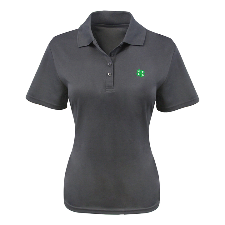 4-H Women's Dry Fit Polo