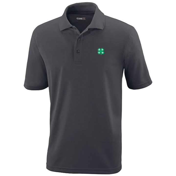 4-H Men's Dry Fit Polo
