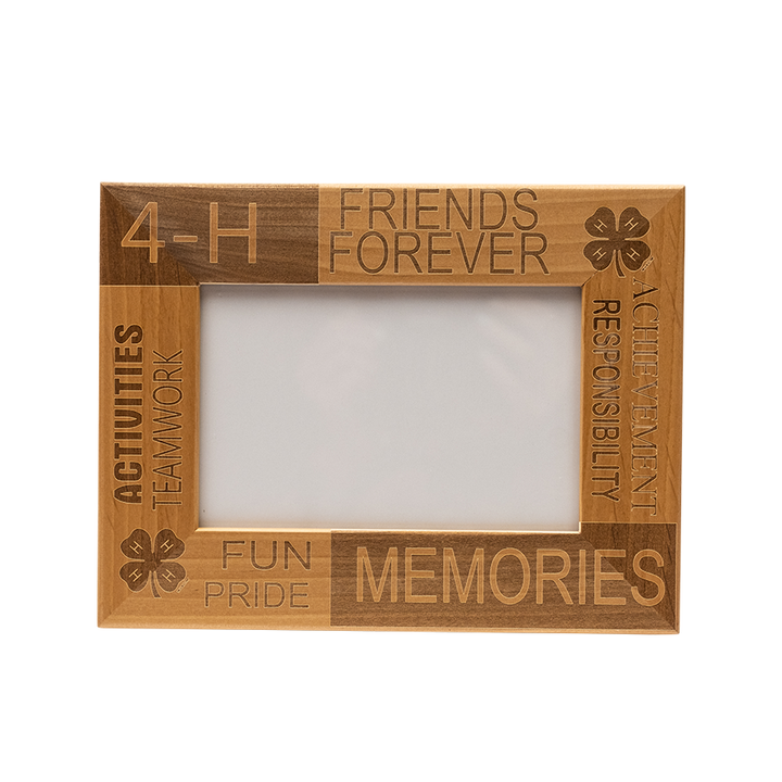 4-H Friends Forever Picture Frame