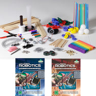 Junk Drawer Robotics Curriculum 2 - Books & Materials Kit (3-5 Youth)