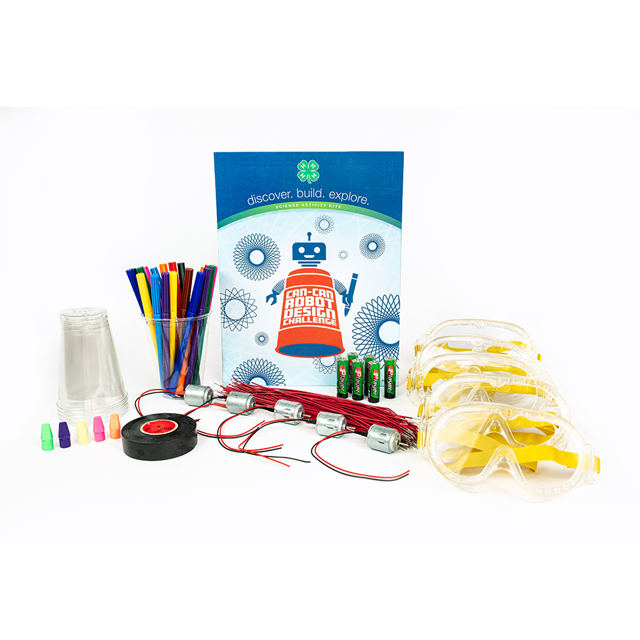 Can-Can Robot Design Challenge Kit