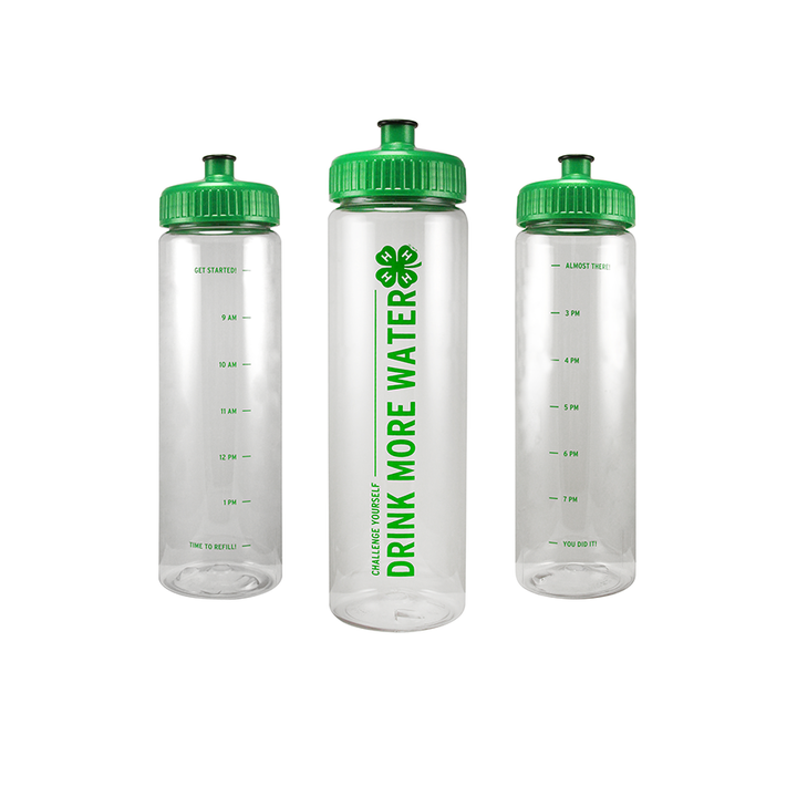 4-H Healthy Living Bottle