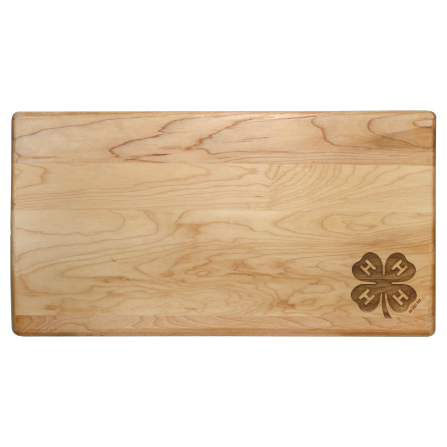 Clover Cutting Board