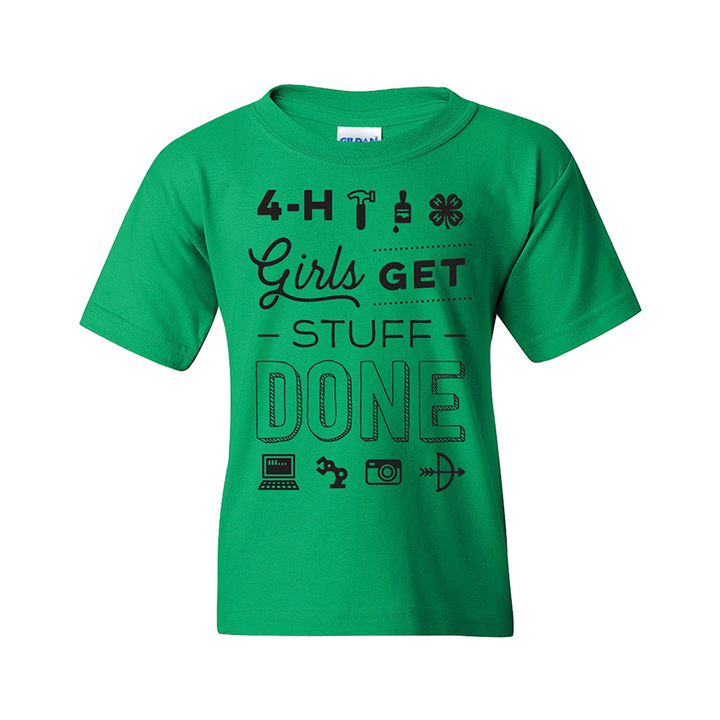 4-H Girls Get Stuff Done