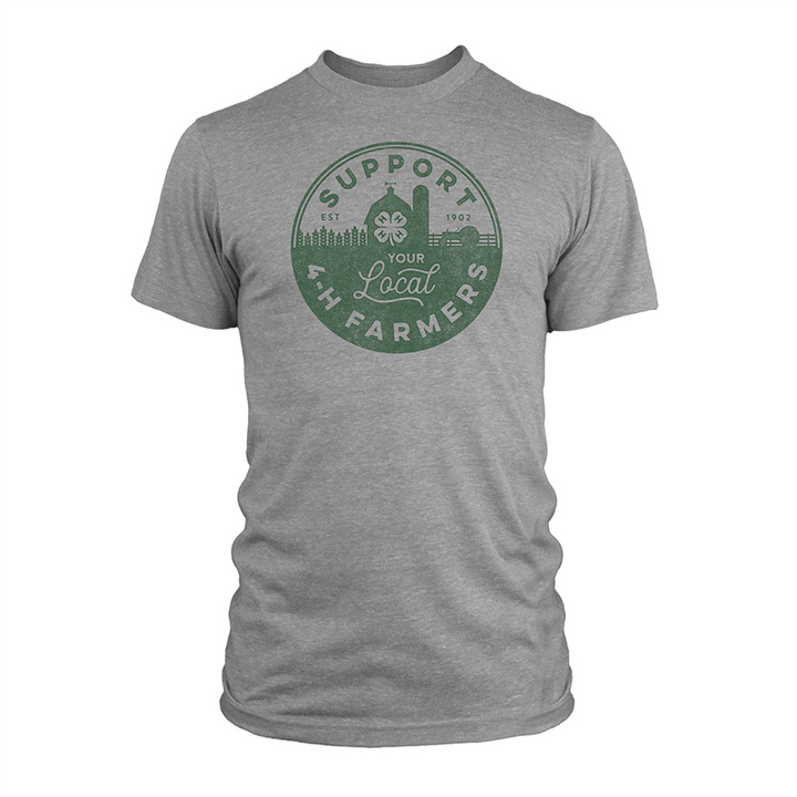 Support 4-H Farmers Tee