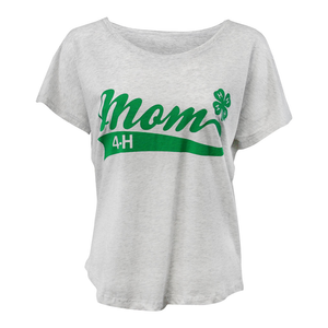 Loose-Fit 4-H Mom Tee
