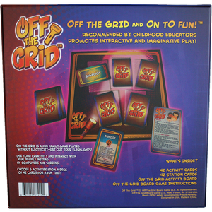 Off the Grid Board Game