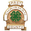 Past County Chairman Pin