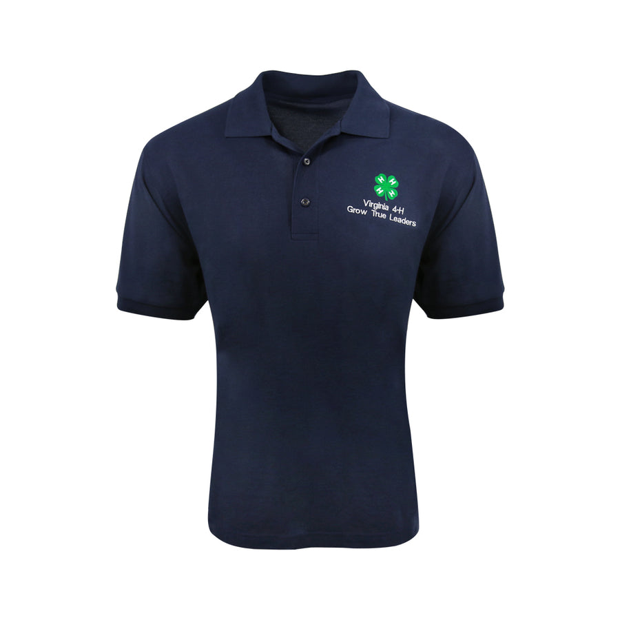 Custom Men's Navy Polo - Minimum Order of 6
