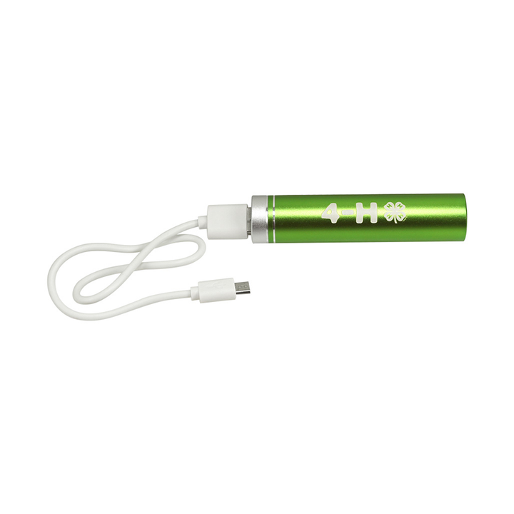Lime Green Power Bank