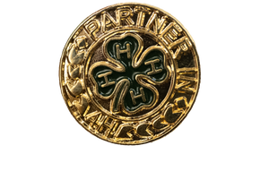 Partner in 4-H Pin