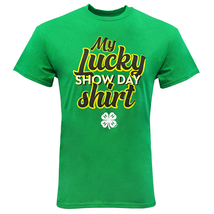 My Lucky Show Day Shirt