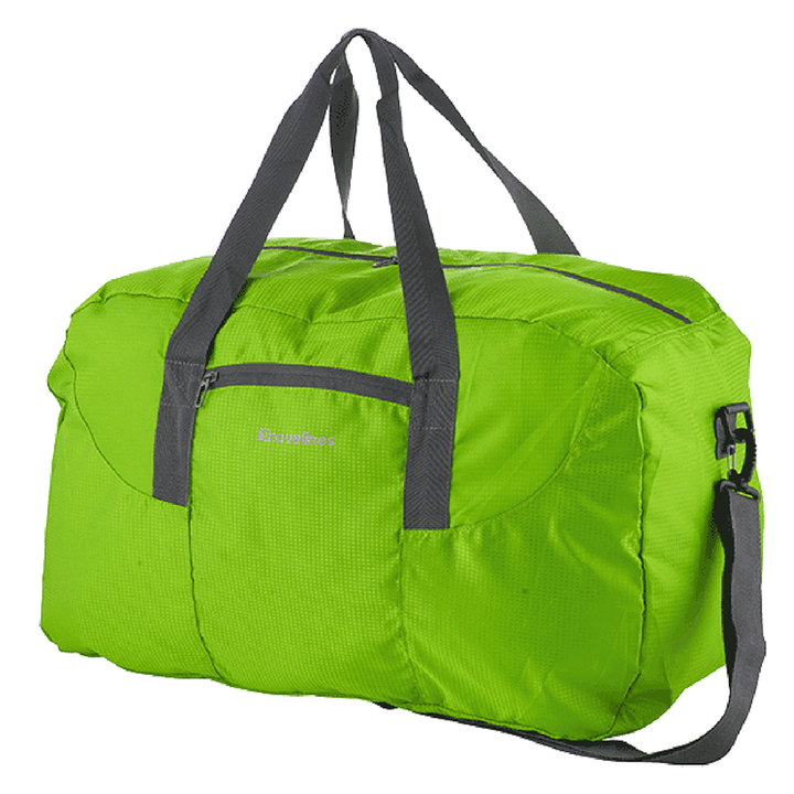 35L Lime Green Folding Duffel