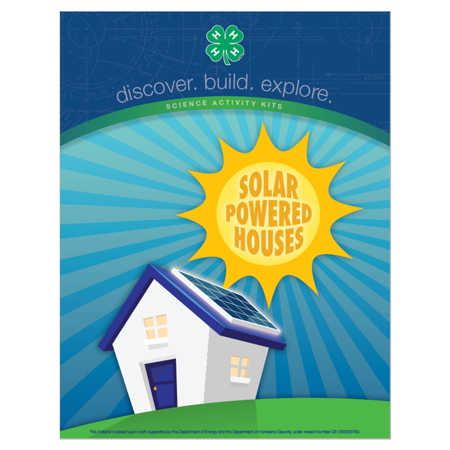 Solar Powered Houses Activity Kit