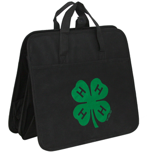 4-H Trunk Organizer - Black