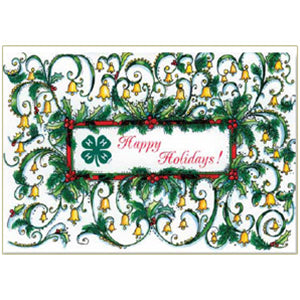 4-H Holiday Cards - Bells (12 count)