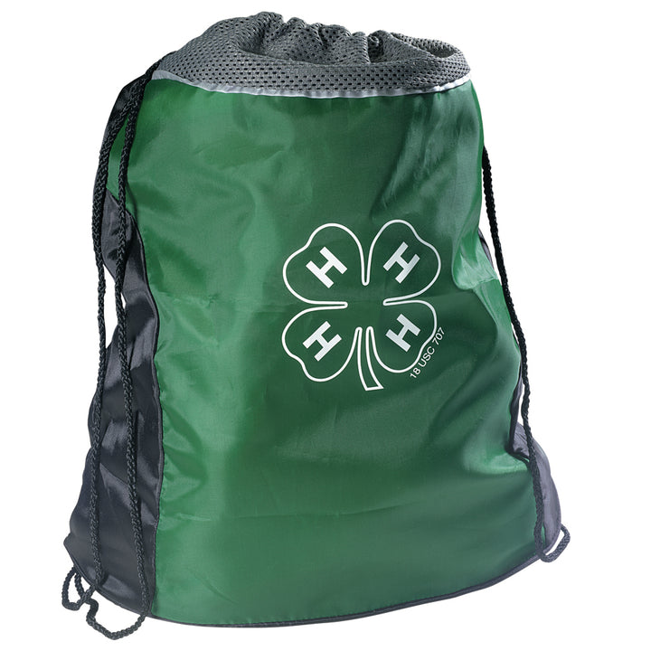 B Grade Clover Cinch Bag