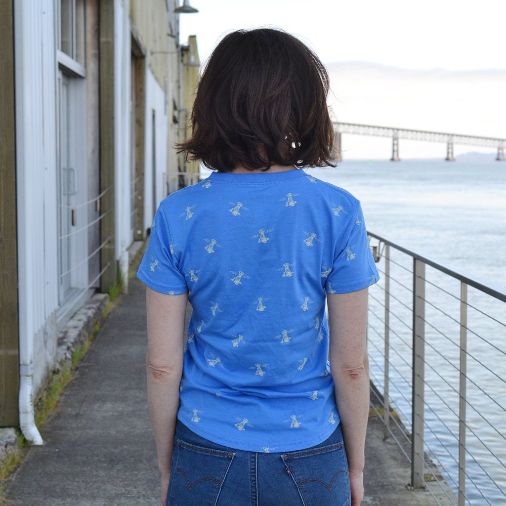 Buoys All Over Women's Tee