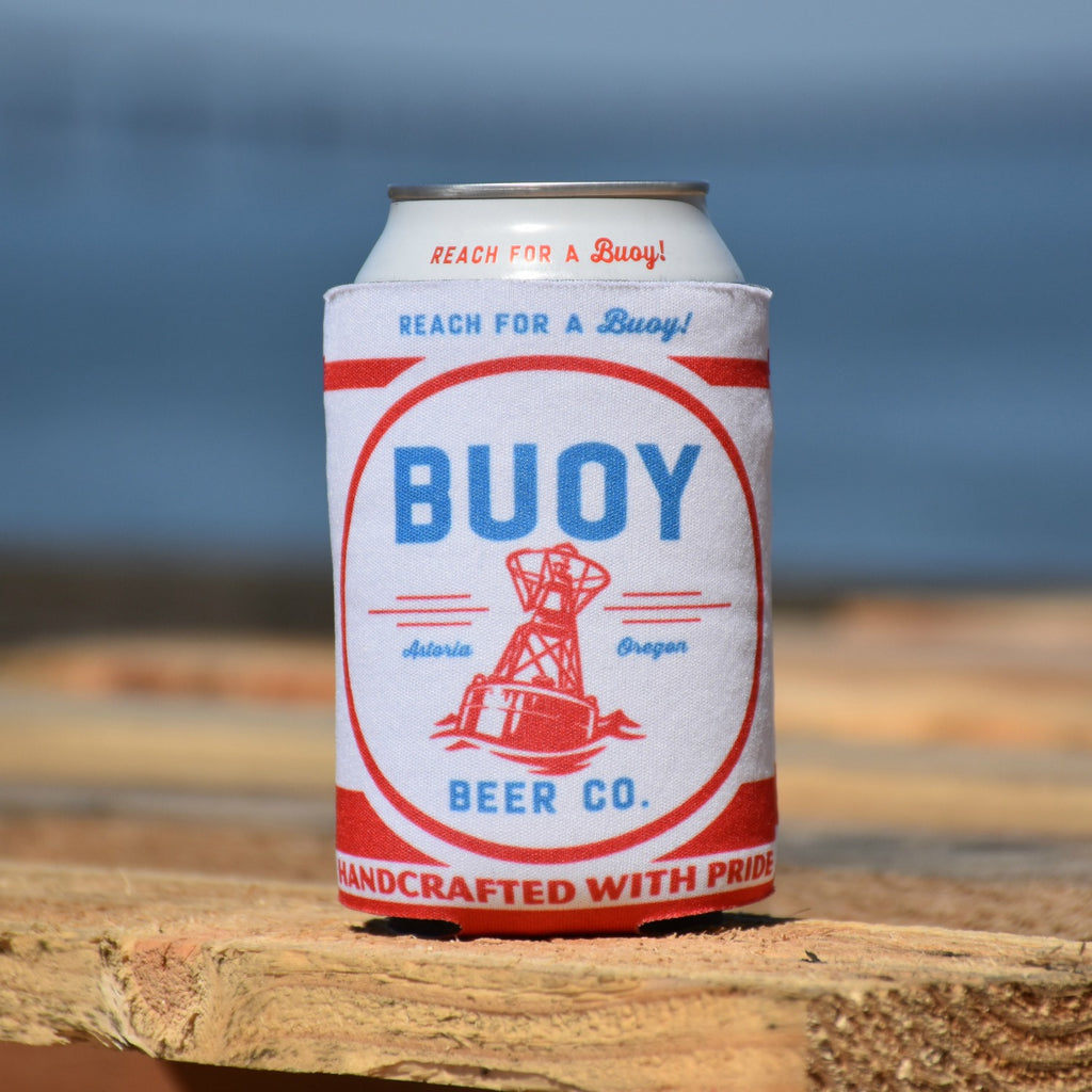 Buoy Can Koozie