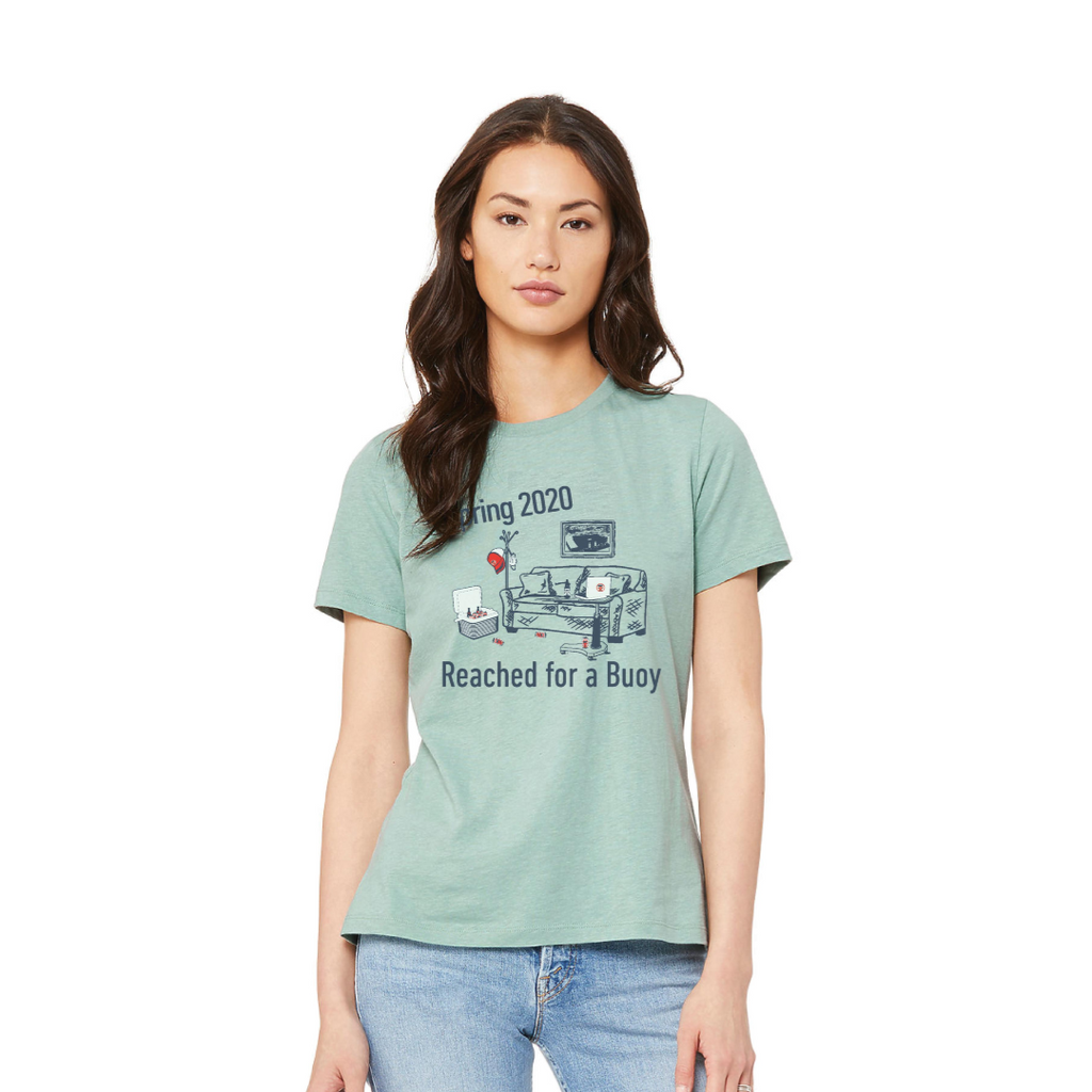 Spring 2020: Reached For A Buoy Tee
