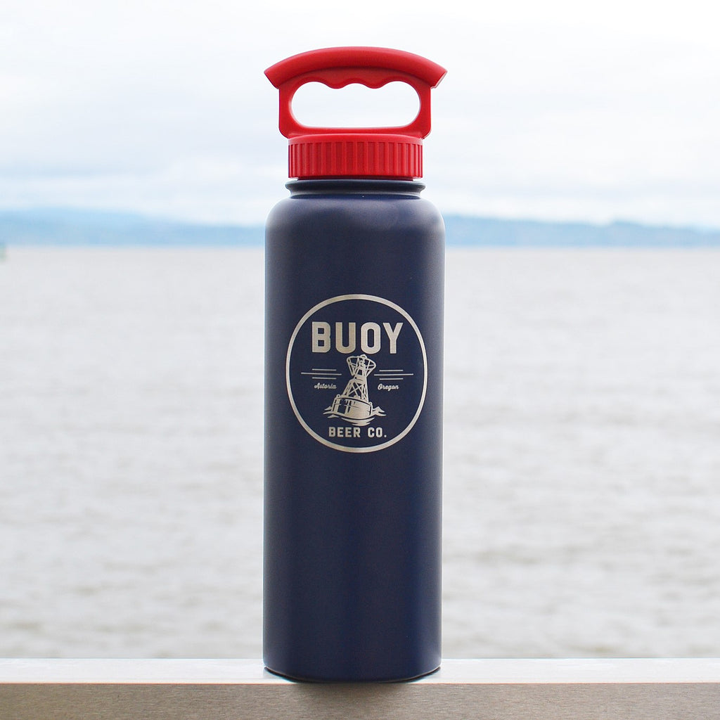 Buoy Insulated Growler 40oz