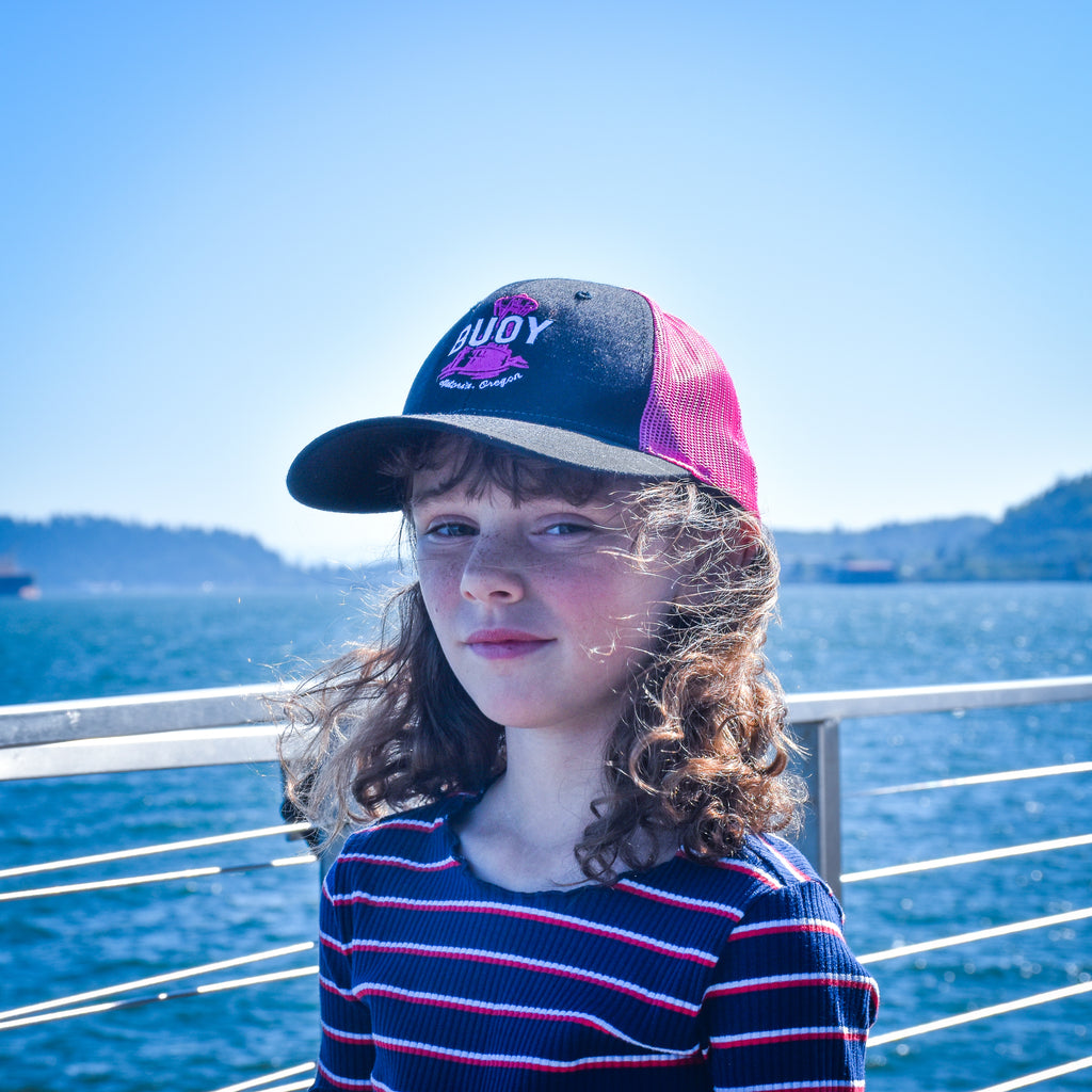 Kid Buoy Trucker Hats