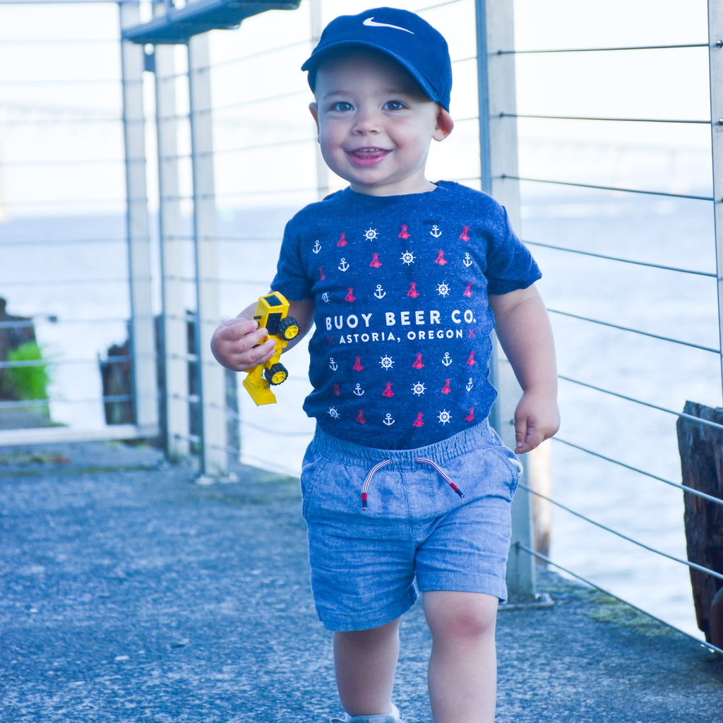 Buoy Nautical Onesie
