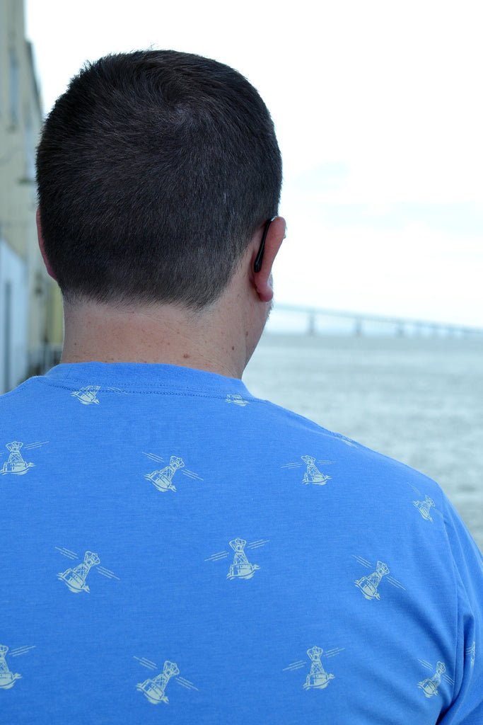 Buoys All Over Men's Tee