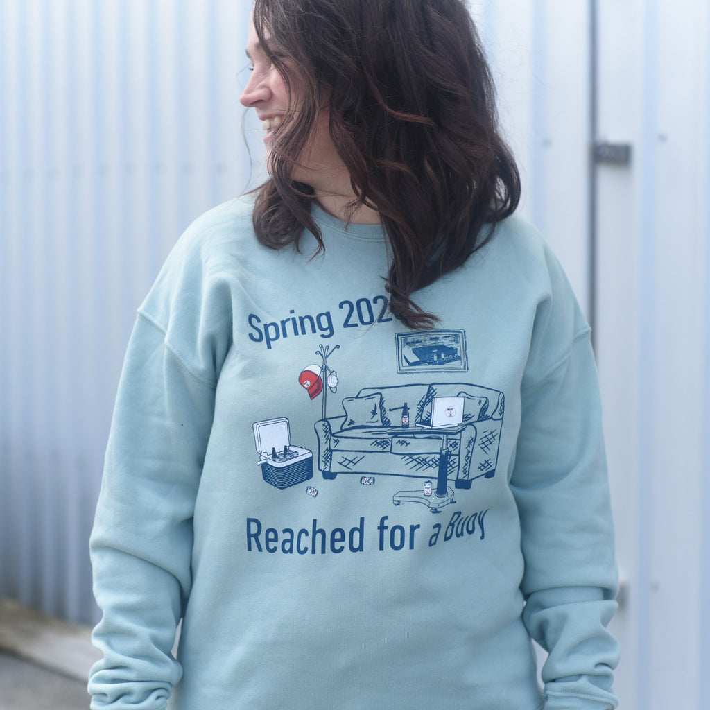 Spring 2020: Reached For A Buoy Pullover