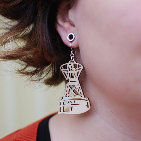 Buoy Earrings