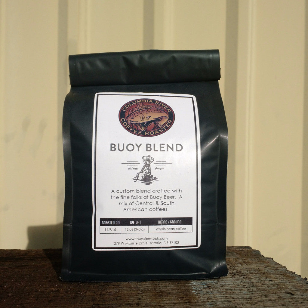 Buoy Blend Whole Bean Coffee