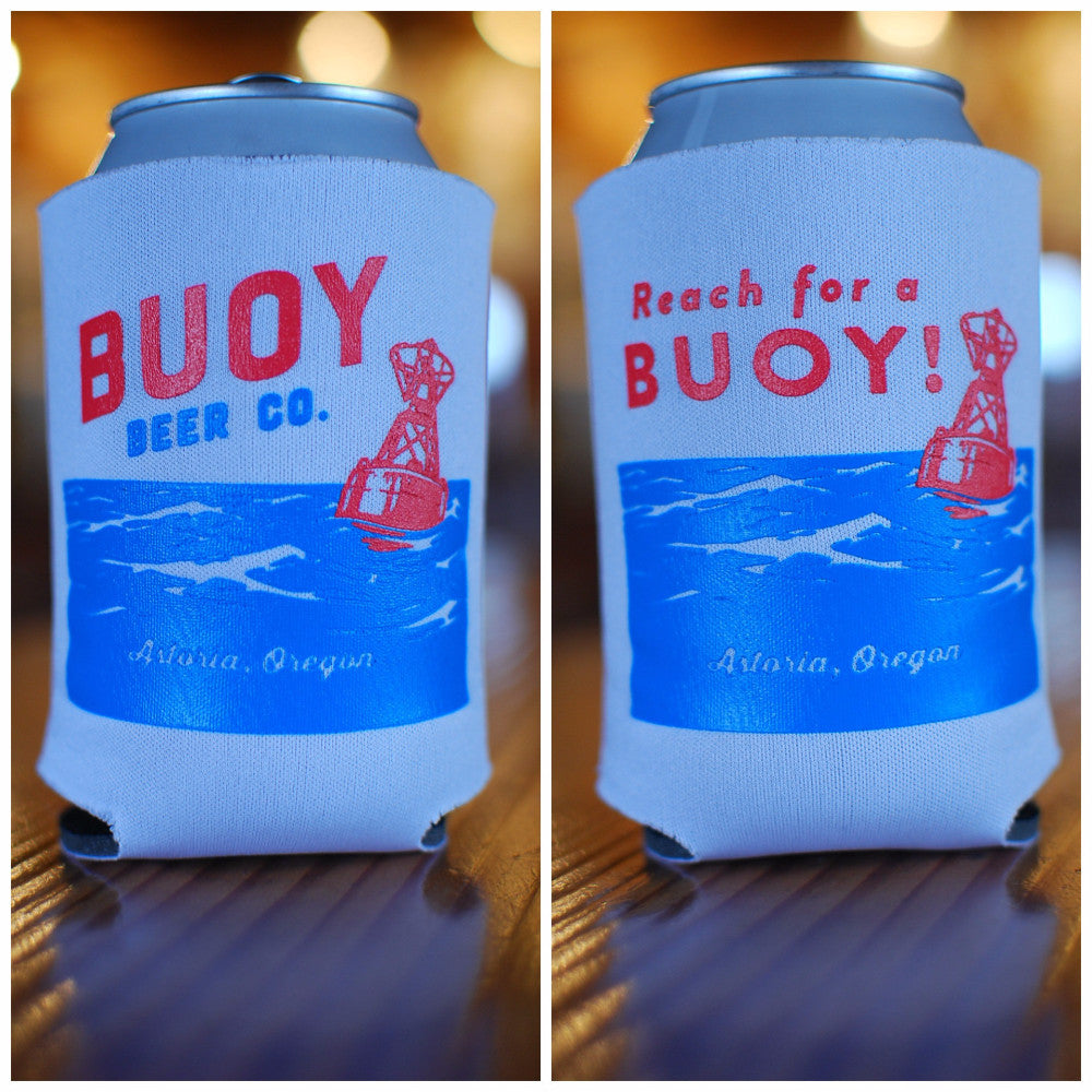 Reach For A Buoy Koozie