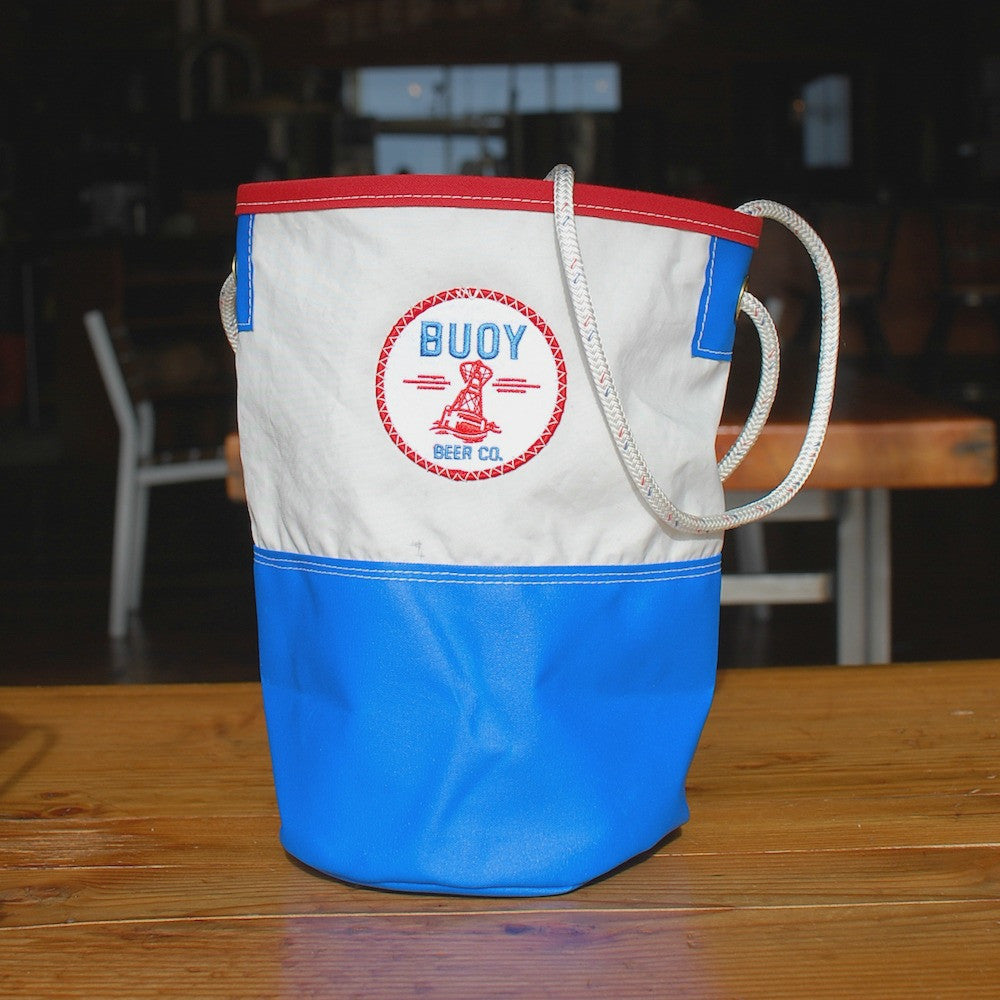 Sail Cloth Growler Bag