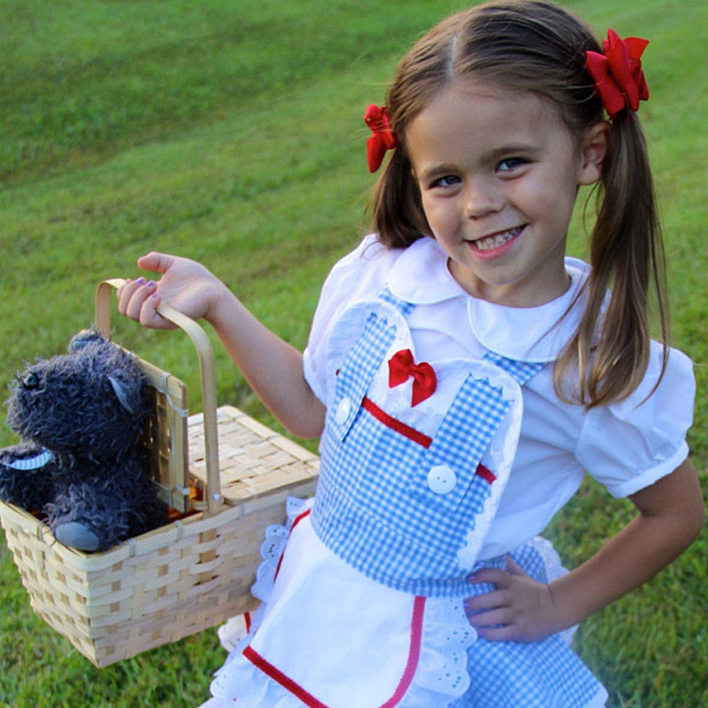 Dorothy Wizard of Oz Childrens Costume by Bambino Amore