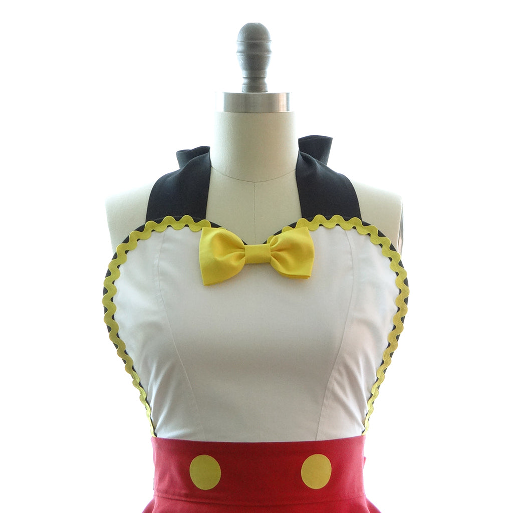 Mickey Mouse Costume Testimonial by Bambino Amore