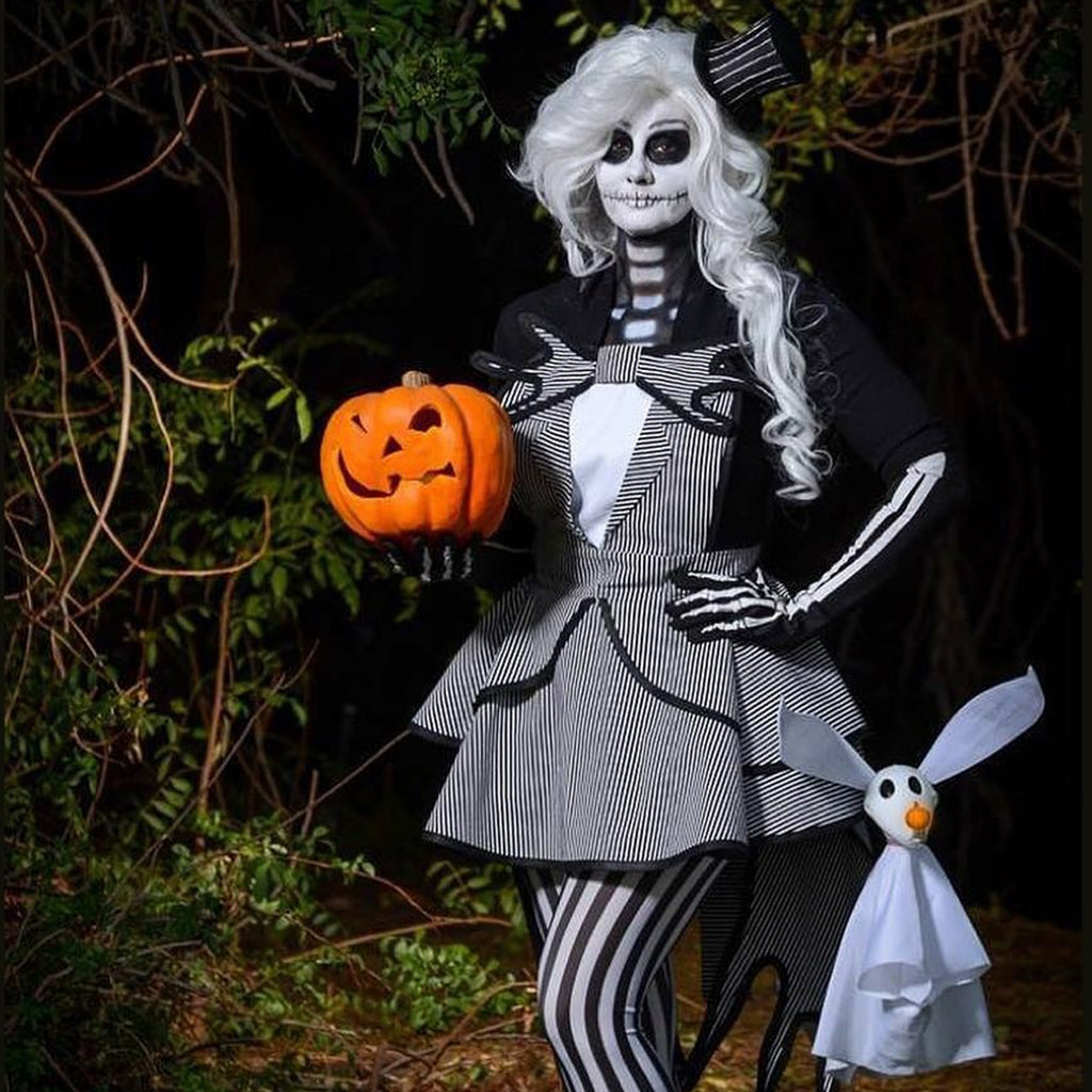 Jack Skellington Nightmare Before Christmas Costume by Bambino Amore