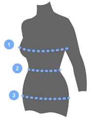 How-to Measure Yourself Correctly from Bambino Amore - The Apron Makers