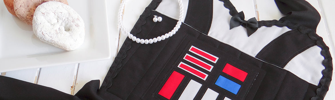 The Limited Edition Apron Collection from Bambino Amore - the apron makers