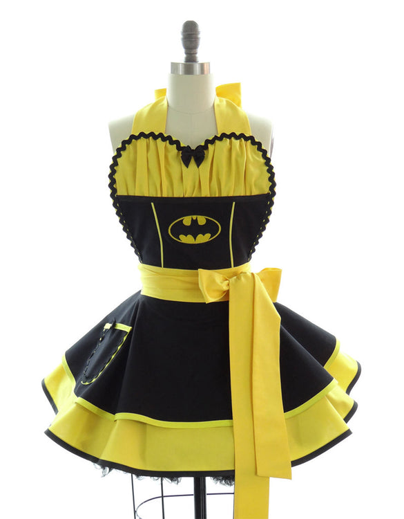 Batty Girl Apron